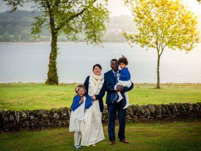 Le mariage de Silman et Anne à Calmels-et-le-Viala, Aveyron 31