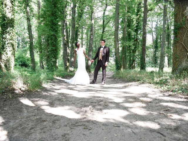 Le mariage de Hairaty et Florian