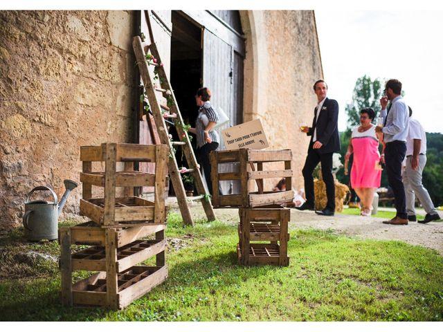 Le mariage de Julien et Laurence à Bergerac, Dordogne 23