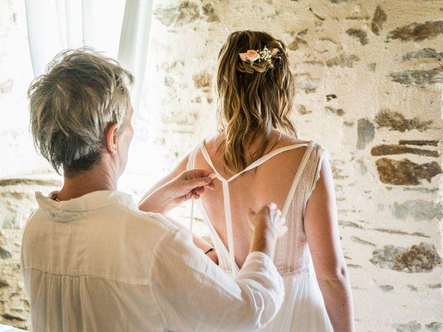 Le mariage de Florent et Amélie à Châteauneuf-sur-Sarthe, Maine et Loire 9