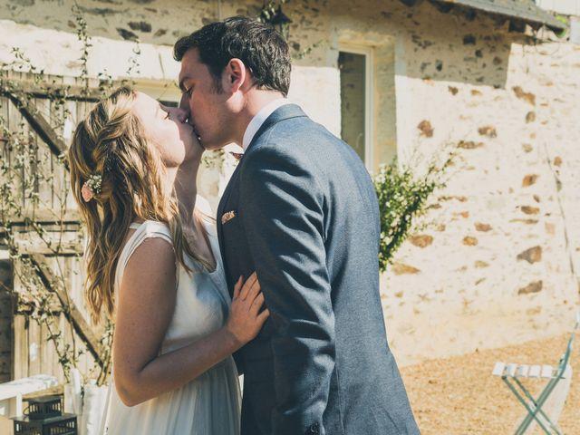 Le mariage de Florent et Amélie à Châteauneuf-sur-Sarthe, Maine et Loire 10