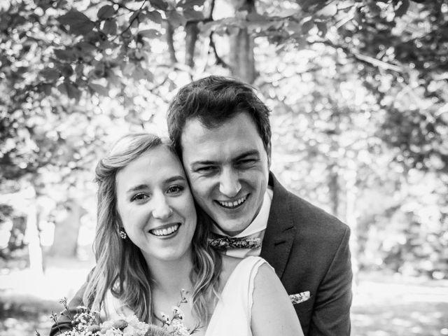Le mariage de Florent et Amélie à Châteauneuf-sur-Sarthe, Maine et Loire 19