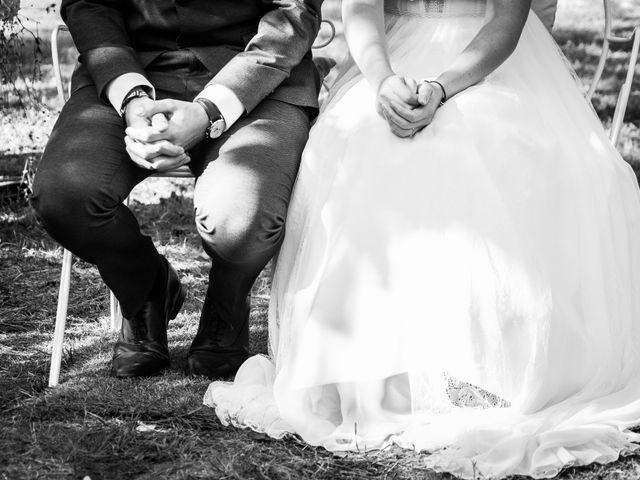 Le mariage de Florent et Amélie à Châteauneuf-sur-Sarthe, Maine et Loire 40