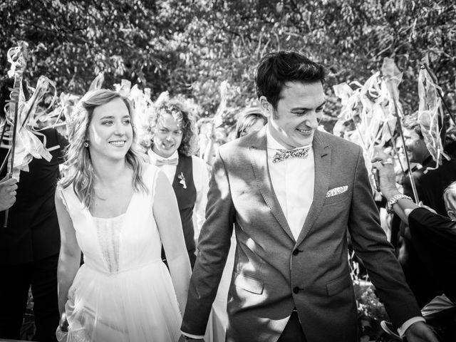 Le mariage de Florent et Amélie à Châteauneuf-sur-Sarthe, Maine et Loire 45