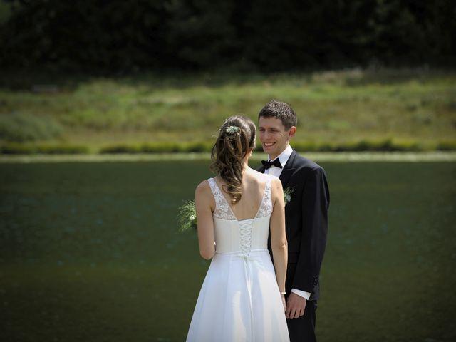 Le mariage de Alexandre et Elodie à Lamoura, Jura 5