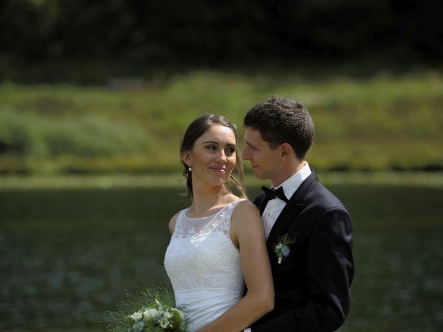 Le mariage de Alexandre et Elodie à Lamoura, Jura 7
