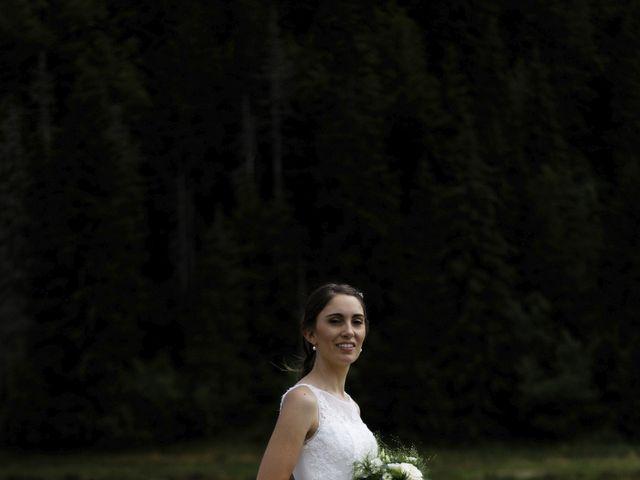 Le mariage de Alexandre et Elodie à Lamoura, Jura 10