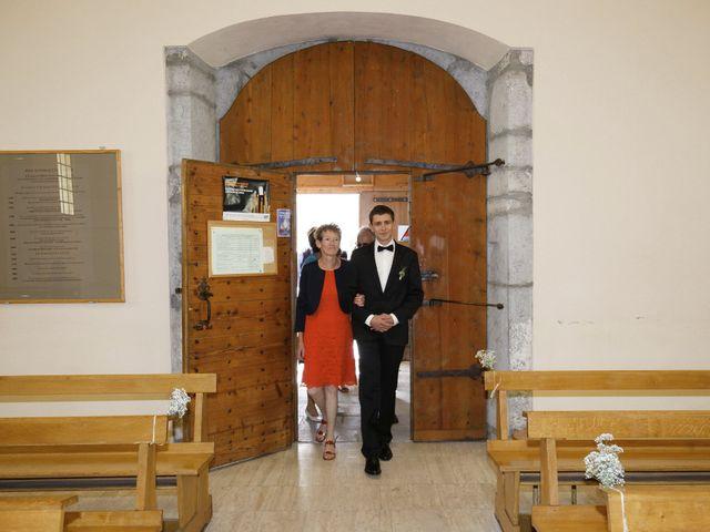 Le mariage de Alexandre et Elodie à Lamoura, Jura 17