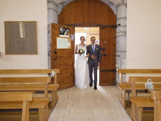 Le mariage de Alexandre et Elodie à Lamoura, Jura 18