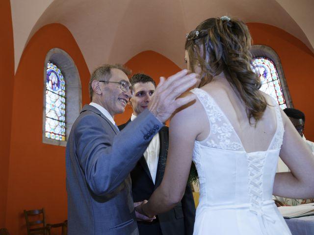 Le mariage de Alexandre et Elodie à Lamoura, Jura 19