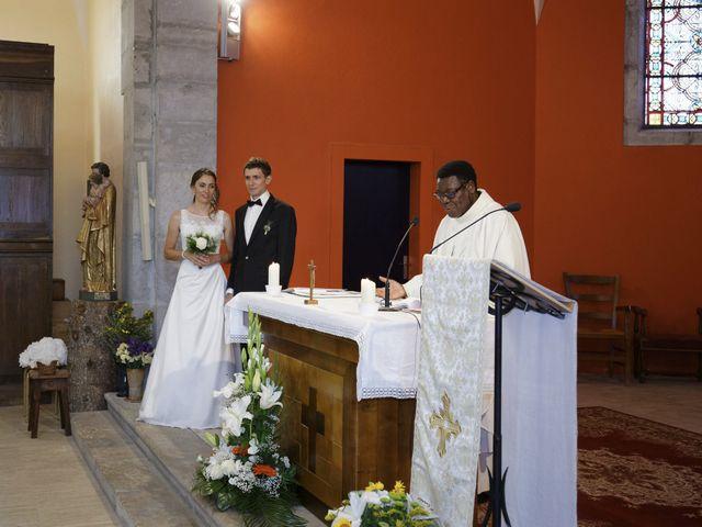 Le mariage de Alexandre et Elodie à Lamoura, Jura 20
