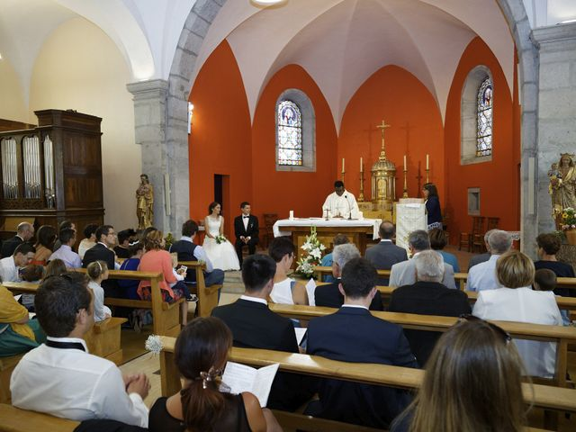 Le mariage de Alexandre et Elodie à Lamoura, Jura 22