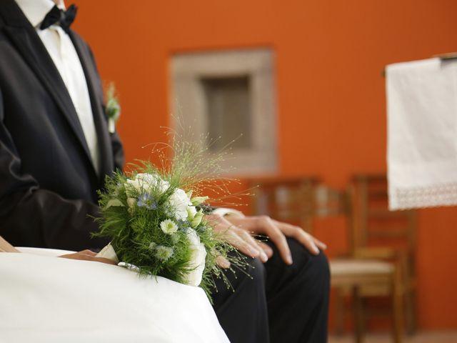 Le mariage de Alexandre et Elodie à Lamoura, Jura 24