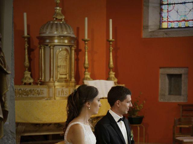 Le mariage de Alexandre et Elodie à Lamoura, Jura 25
