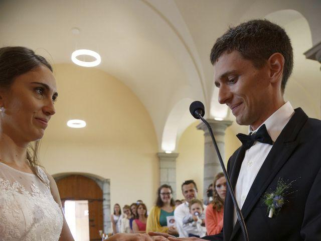 Le mariage de Alexandre et Elodie à Lamoura, Jura 28