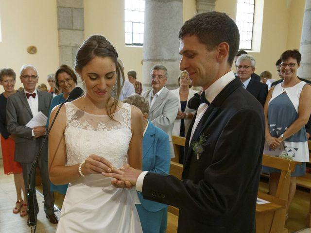 Le mariage de Alexandre et Elodie à Lamoura, Jura 30