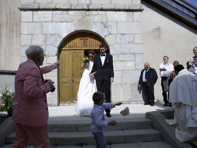 Le mariage de Alexandre et Elodie à Lamoura, Jura 35