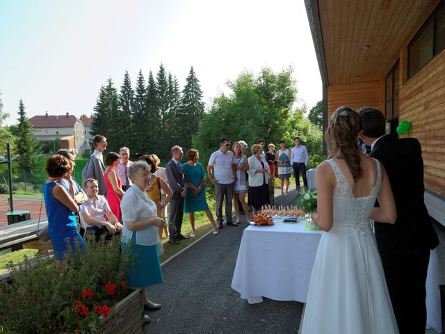 Le mariage de Alexandre et Elodie à Lamoura, Jura 44