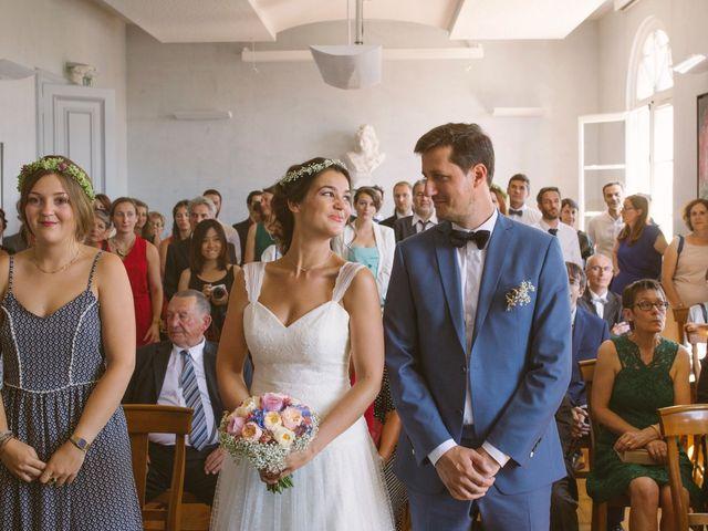 Le mariage de Janko et Camille à Angers, Maine et Loire 17