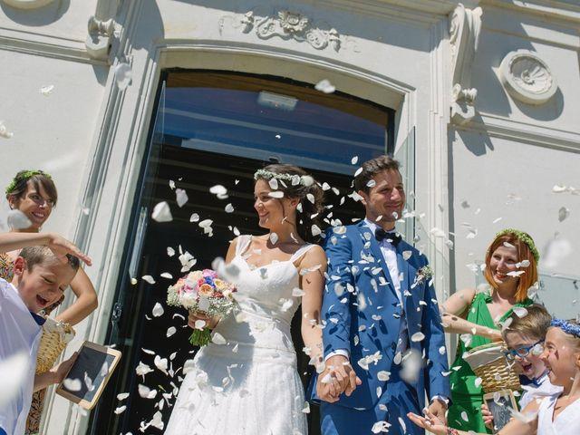 Le mariage de Janko et Camille à Angers, Maine et Loire 23
