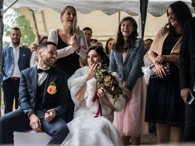 Le mariage de Mikael et Manon à Issoire, Puy-de-Dôme 2