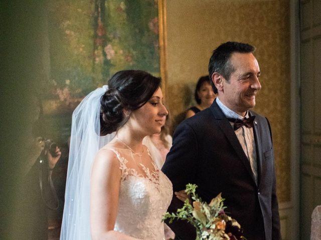 Le mariage de Mikael et Manon à Issoire, Puy-de-Dôme 12