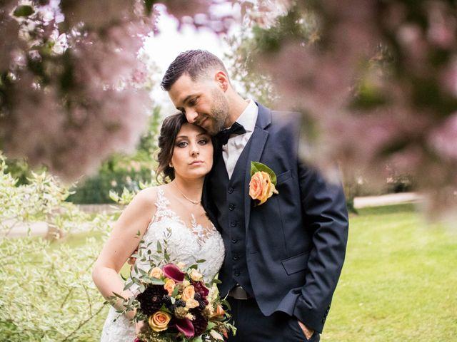 Le mariage de Mikael et Manon à Issoire, Puy-de-Dôme 1