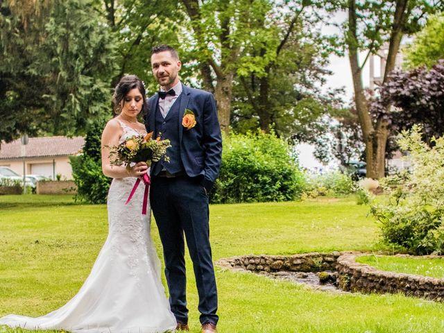 Le mariage de Mikael et Manon à Issoire, Puy-de-Dôme 16