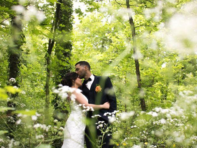 Le mariage de Mikael et Manon à Issoire, Puy-de-Dôme 19