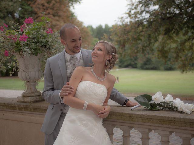 Le mariage de Lauriane et Hamed
