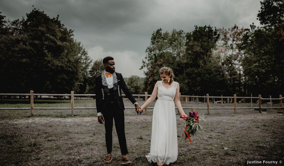 Le mariage de Jeannyk et Alice à Alfortville, Val-de-Marne