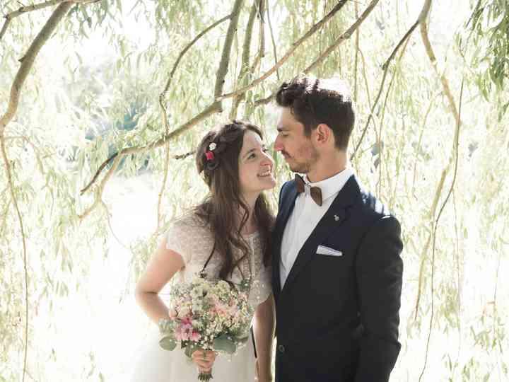 Le mariage de Cosette et Victor