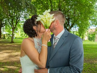 Le mariage de Jess et Cédric