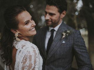 Le mariage de Louisa et Julien