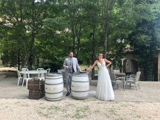 Le mariage de Coralie et David