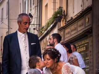 Le mariage de Anne et Jacques 1