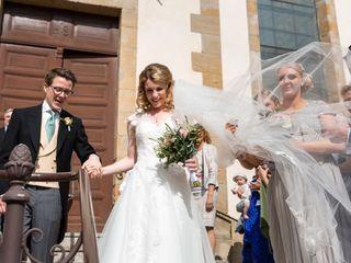 Le mariage de Emilie et Rob