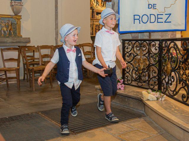 Le mariage de Cédric et Jess à Rodez, Aveyron 6