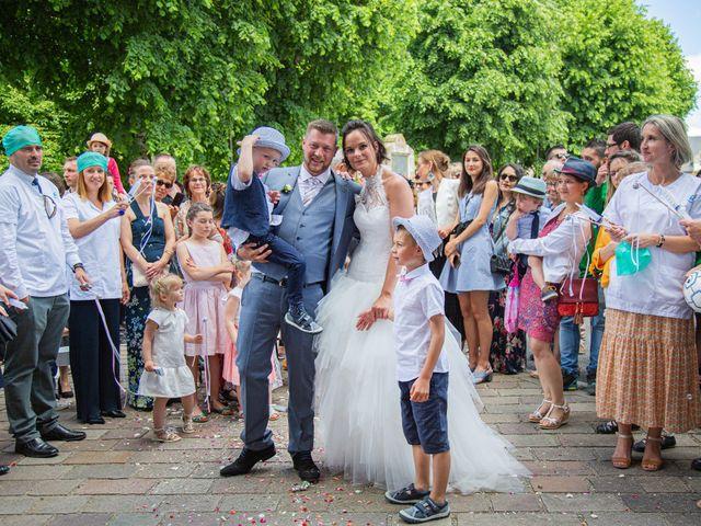 Le mariage de Cédric et Jess à Rodez, Aveyron 9
