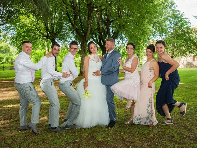 Le mariage de Cédric et Jess à Rodez, Aveyron 10