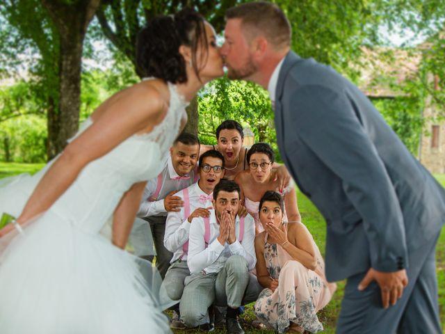 Le mariage de Cédric et Jess à Rodez, Aveyron 11