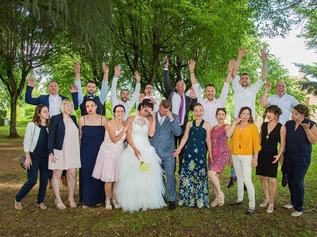 Le mariage de Cédric et Jess à Rodez, Aveyron 12