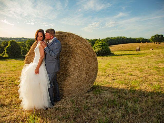 Le mariage de Cédric et Jess à Rodez, Aveyron 24