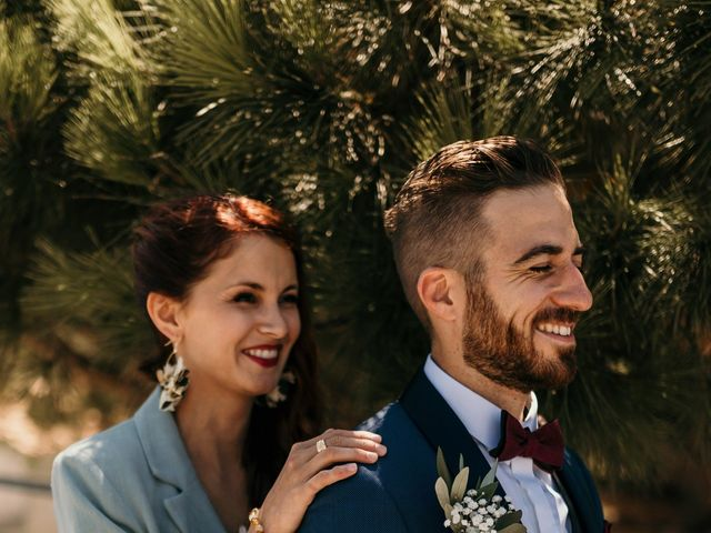 Le mariage de Romain et Fannie à La Capte, Var 53
