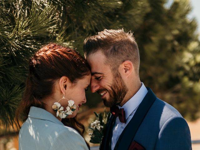 Le mariage de Romain et Fannie à La Capte, Var 54