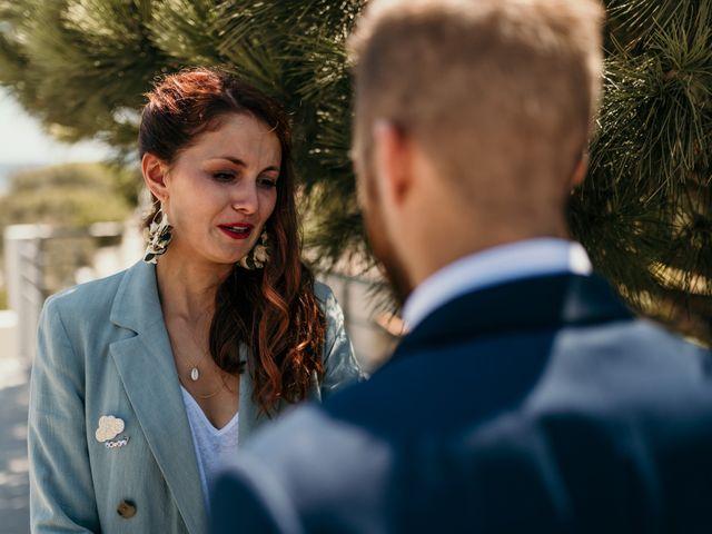 Le mariage de Romain et Fannie à La Capte, Var 55
