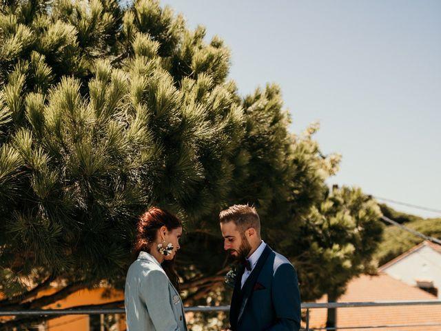 Le mariage de Romain et Fannie à La Capte, Var 56