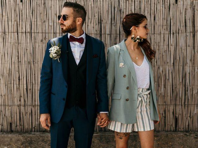 Le mariage de Romain et Fannie à La Capte, Var 59