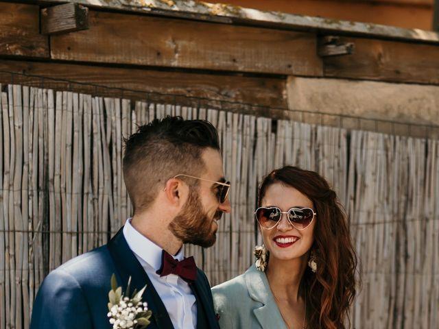 Le mariage de Romain et Fannie à La Capte, Var 60