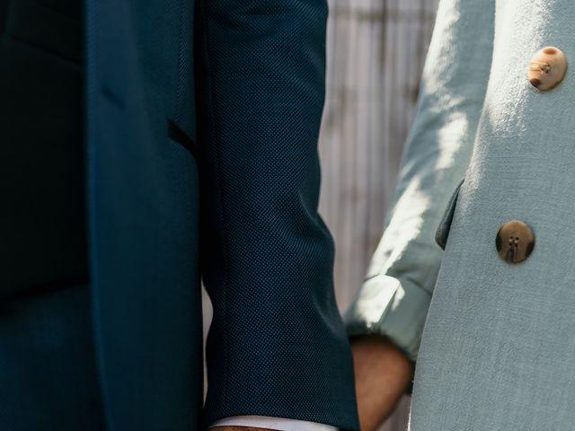Le mariage de Romain et Fannie à La Capte, Var 61
